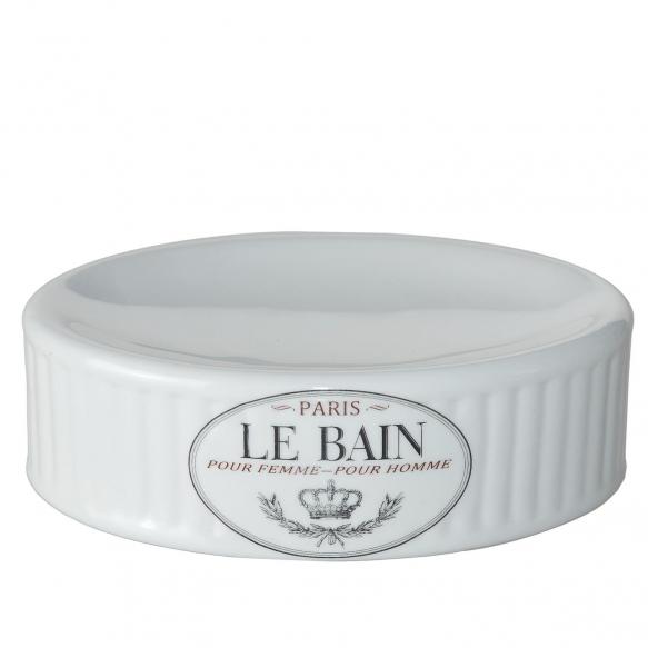keraaminen saippuateline Bain Paris