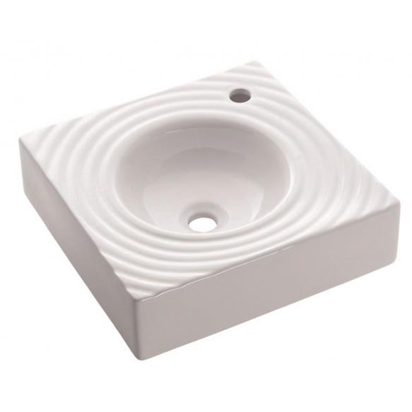 Pesuallas Bathco Gota, 450x450x120mm, valkoinen