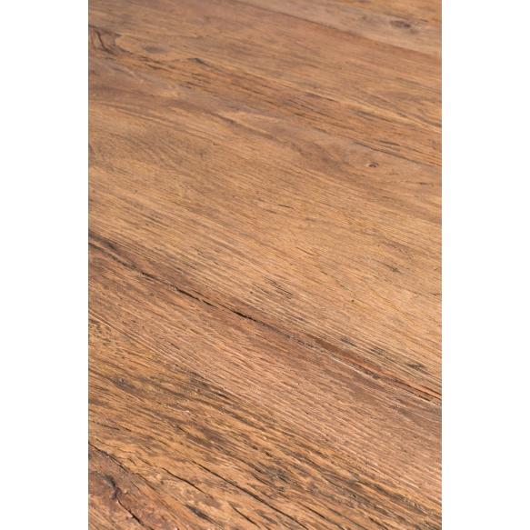 ruokapöytä Pepper 160x90, ruskea