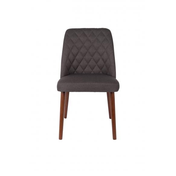 setti: 2 tuolia Conway, tummanharmaa