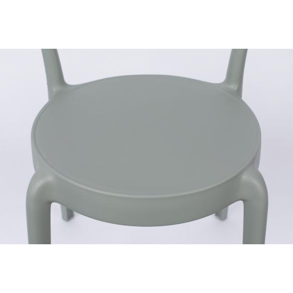 setti: 2 tuolia Hoppe, vaaleanharmaa