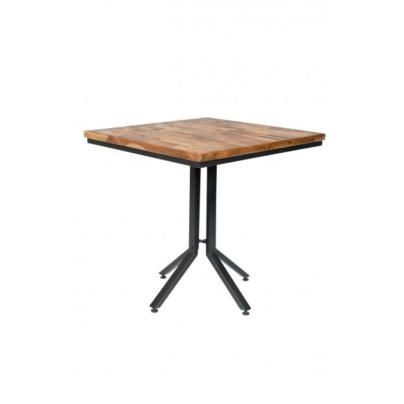 kulmikas bistropöytä Maze, luonnollinen