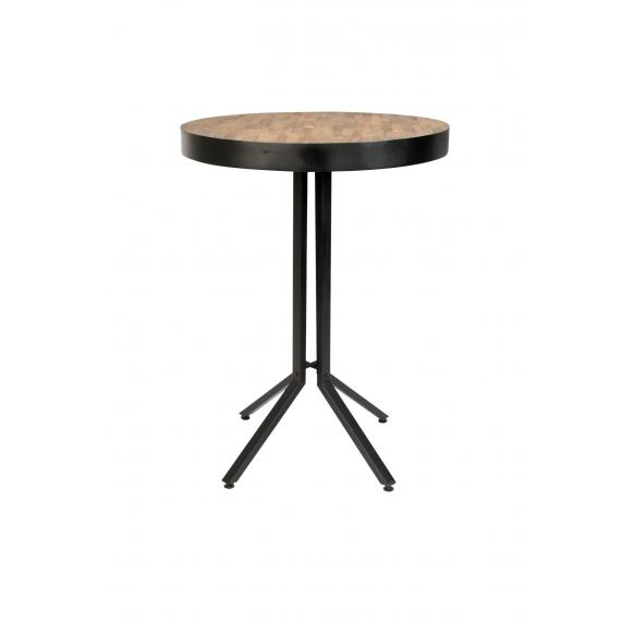 pyöreä baaripöytä Maze, luonnollinen
