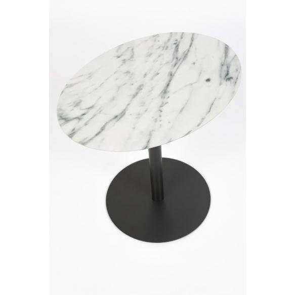 soikea apupöytä Snow Marble