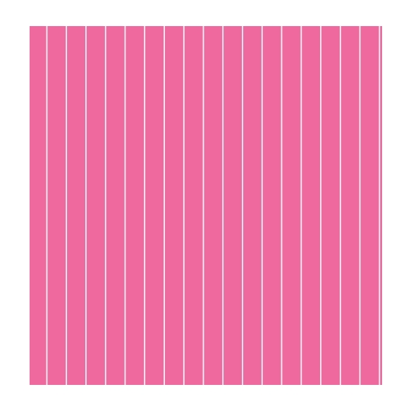 Hoopla Pin Stripe Sidewall Pink
