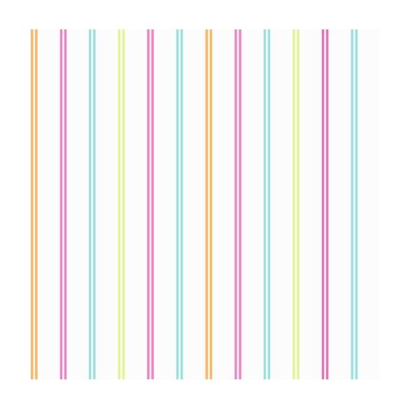 Hoopla Multi Stripe SidewallPink