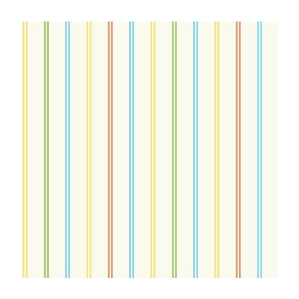 Hoopla Multi Stripe SidewallOrange