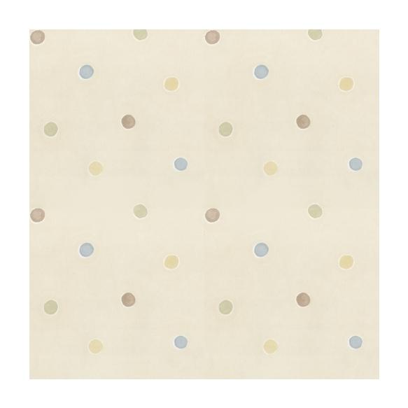Hoopla Spots SidewallBeige