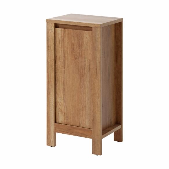 sivukaappi Interia Classic Oak, 40x80x35 cm, tammi