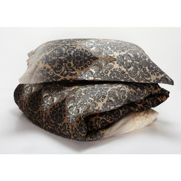 pussilakana Baroco, 140x200 cm, 100% satiini