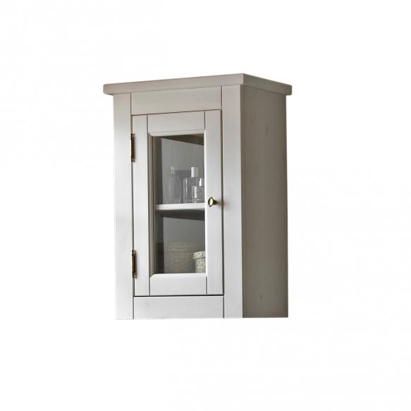 seinäkaappi Interia Romantic, 45x65x25 cm, valkoinen