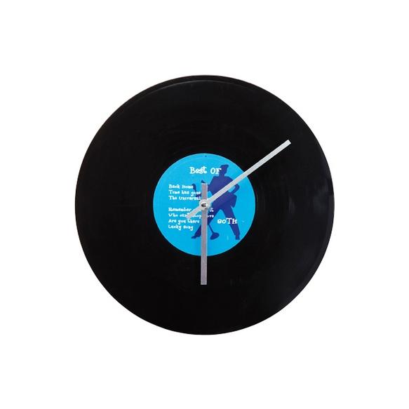 seinäkello Record Best Of