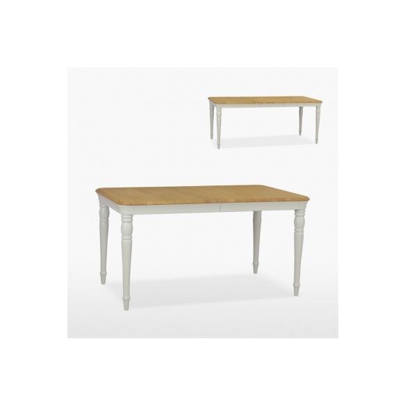 ruokapöytä Cromwell 1 jatkeella, 180/220 cm