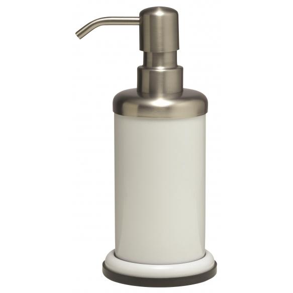 ACERO metallinen nestesaippuapumppu, valkoinen