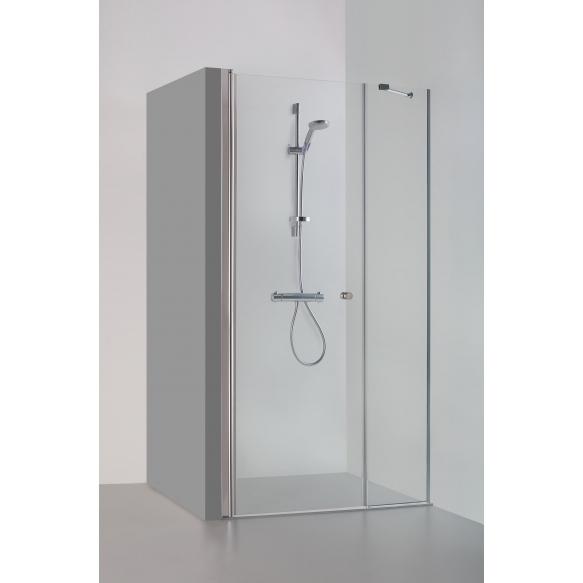 Suihkuovi ja -seinä suihkusyvennyksiin Brasta RITA