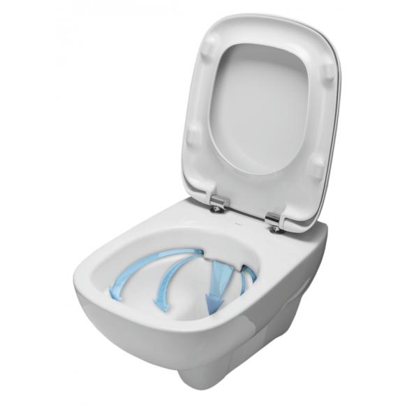 seinä wc-istuin Style, Rimfree