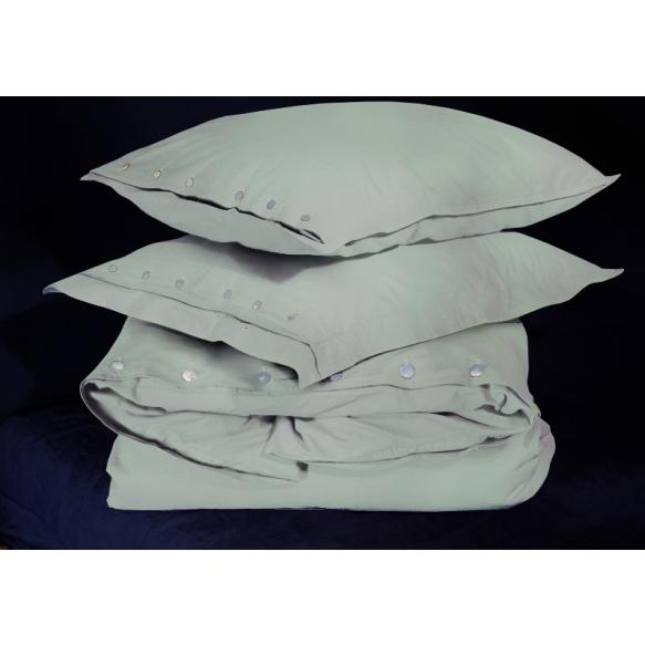 tyynyliina Pistachio 50x60 cm, 100% perkaalipuuvilla