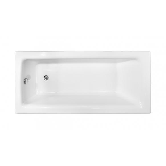 Kylpyamme Interia Tally  120, 120x70 cm