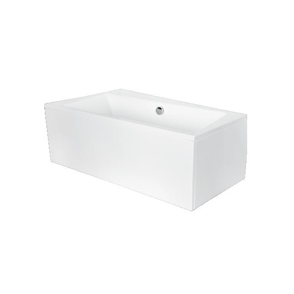 kylpyamme Interia Sofia 160R, 160x100 cm, oikea