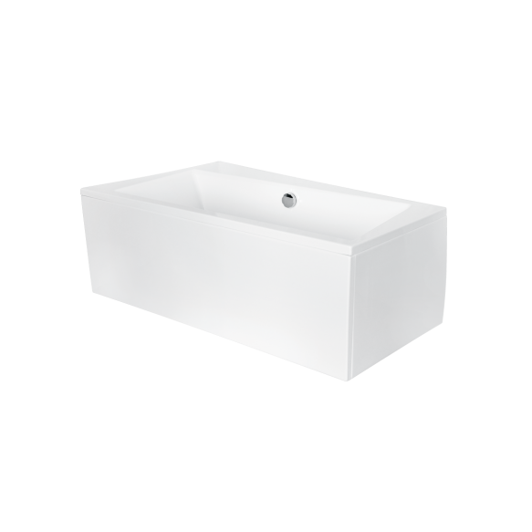 kylpyamme Interia Sofia 170R, 170x110 cm, oikea