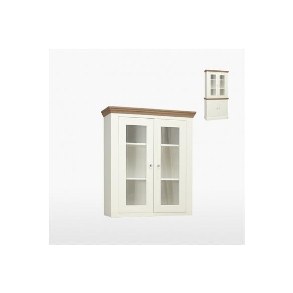 vitriinikaappi Coelo valaistuksella, 96 cm