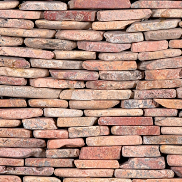 Standing mosaic Terra, Interlocking
