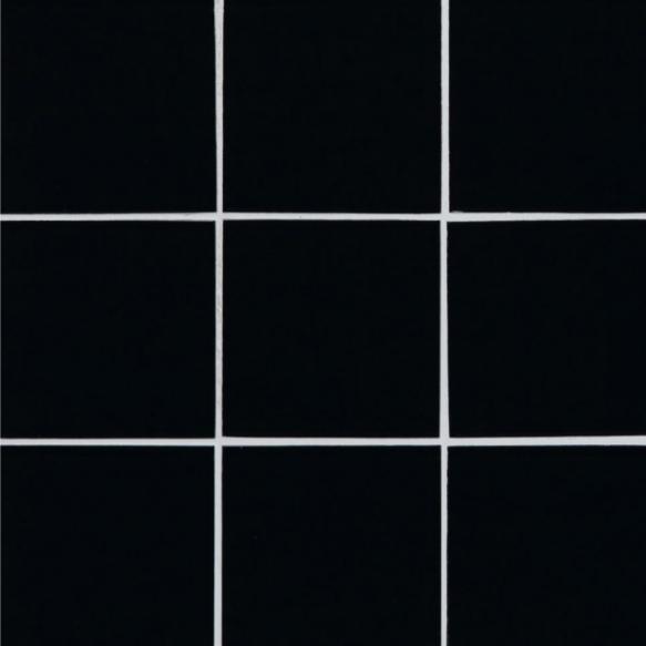 Crystal Black, 100x100x8mm, no mesh
