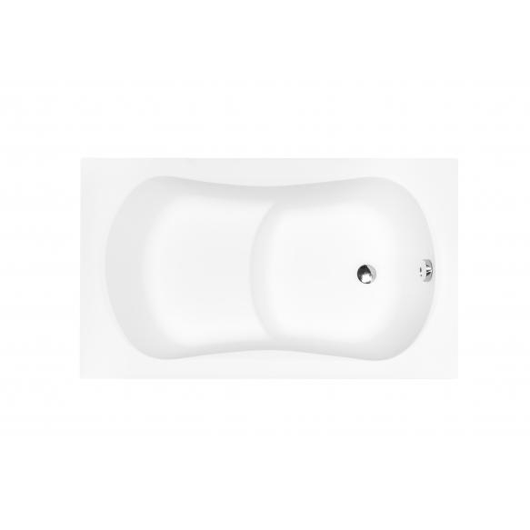 Kylpyamme Interia Ariel 120, 100 l, 1200 x 700 mm