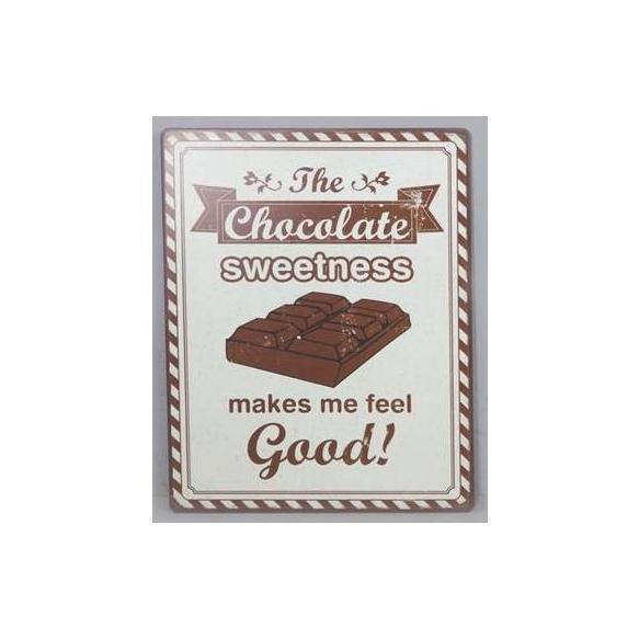Chocolate juliste