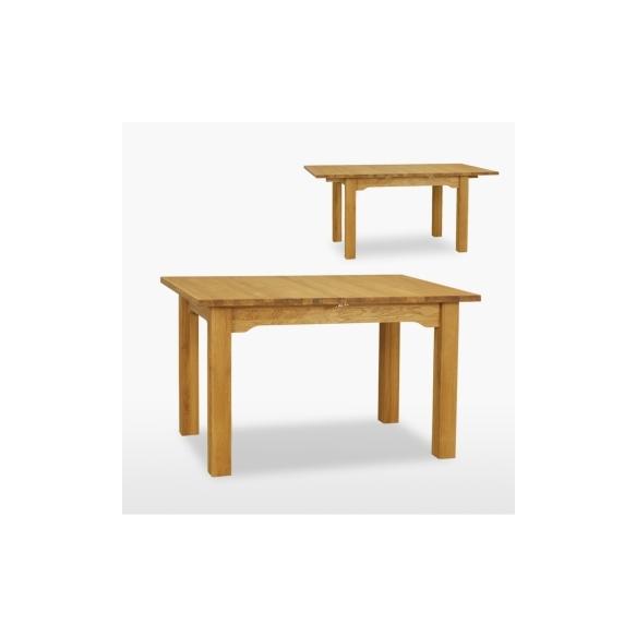 jatkettava ruokapöytä Reims yhdellä jatkokappaleella, 160/200 cm
