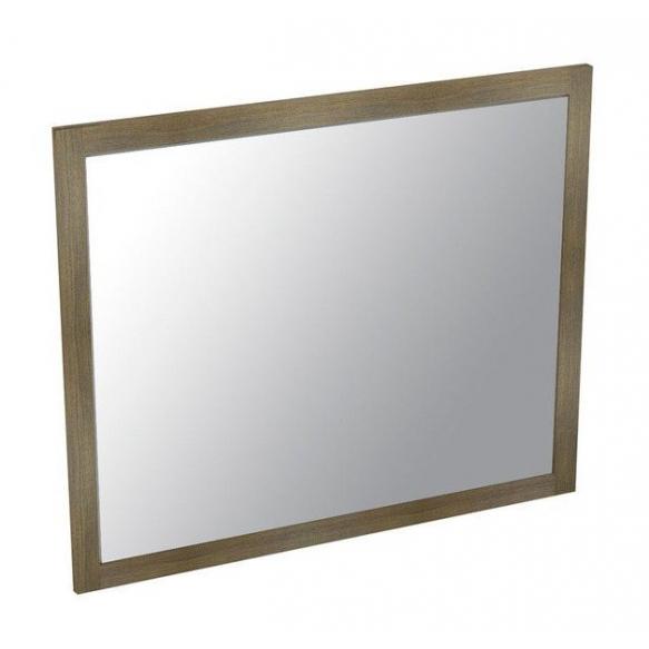 puukehyksinen peili Larita 86 cm, tammi Graphite