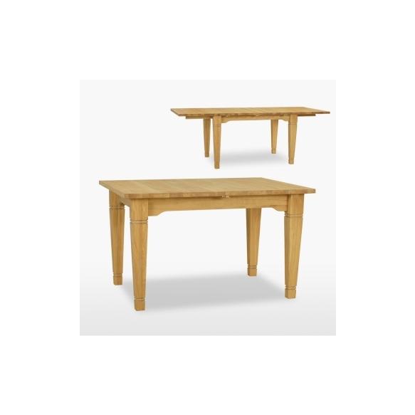 jatkettava ruokapöytä Verona kahdella jatkokappaleella, 130/170/210 cm