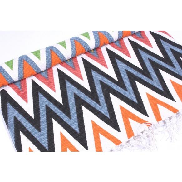 rug, 65x140 cm, 100% cotton