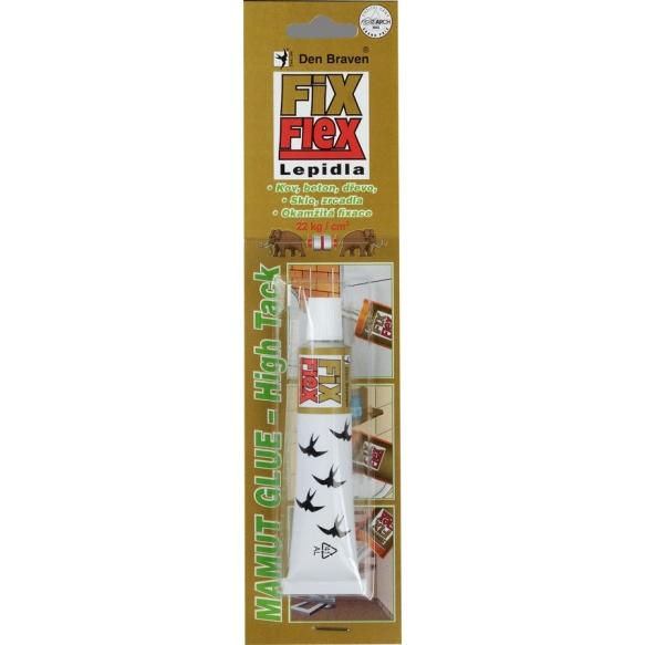 liima Mamut 25 ml, yksityiskohtien asentamiseen seinälle ilma ruuveja