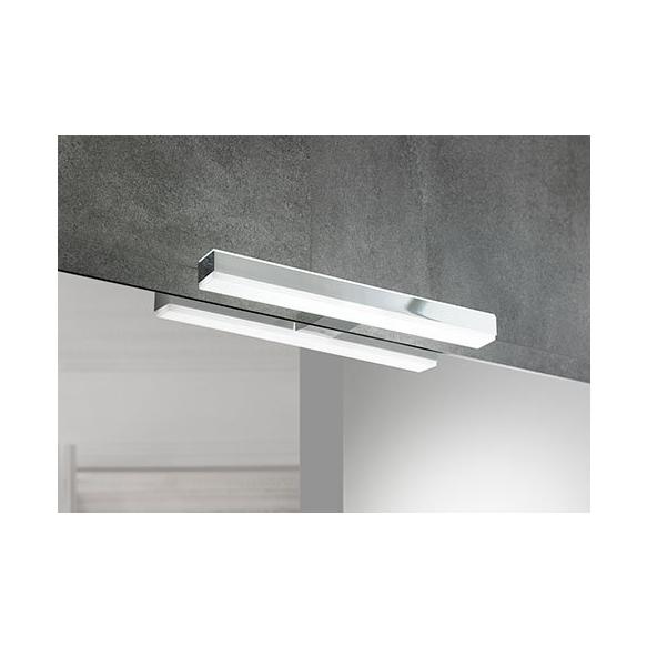 VERONICA 2 LED valgusti ,6W, 300x25x83mm, kroom