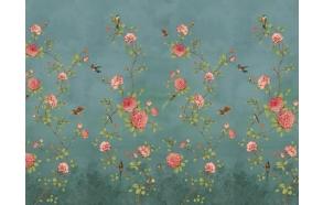 fototapetti Fiore Rose Garden