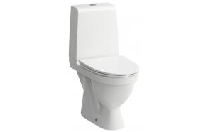 WC-istuin Laufen Kompas-E, piiloviemäri, s-lukko
