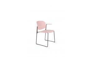 Käsinojallinen Stacks Pink