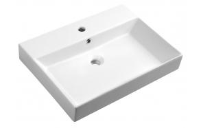 Pesuallas Interia Kare, 600x460mm, valkoinen