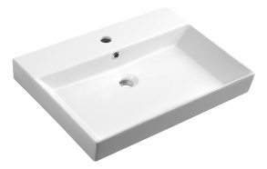 Pesuallas Interia Kare, 700x460mm, valkoinen