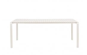 Ulkotilan pöytä Vondel 214X97 Clay