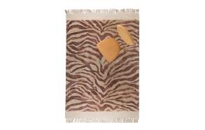 matto Zebra Friendly 160X230 Pink