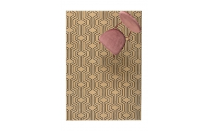 matto Swinging Lines 160X230 Beige