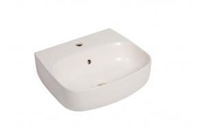 Pesuallas Kerasan Nolita 50x45 cm, matta valkoinen