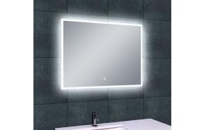 """LED peili Quatro 80x60 cm, """"antifog"""""""