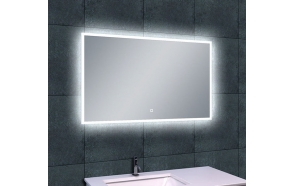 """LED peili Quatro 100x60 cm, """"antifog"""""""