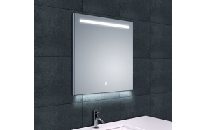 "LED peili Ambi 1, himmennettävä, ""antifog"", 600x600 mm"