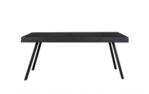 Ruokapöytä Suri 160X78 Black