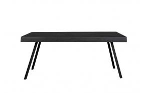 Ruokapöytä Suri 200X90 Black