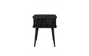 Apupöytä Barbier Black